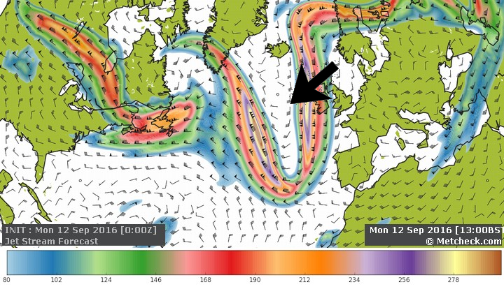 Metcheck.com - Weather Forecast Discussions - Jet Stream Discussion ...
