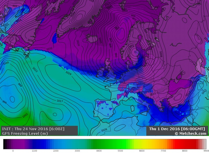 Metcheck com - Weather Forecast Discussions - Is the GFS on