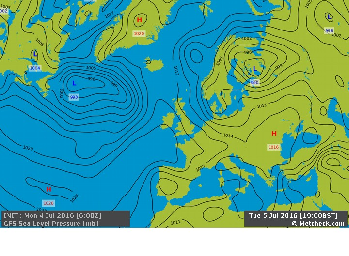 Metcheck com - Weather Forecast Discussions - Azores High