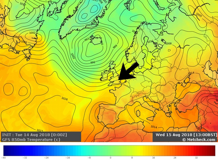 Metcheck.com - Weather Forecast Discussions - Classic Ana ...