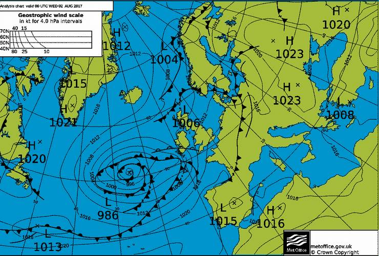 Metcheck Com Weather Forecast Discussions Synoptic Chart Short