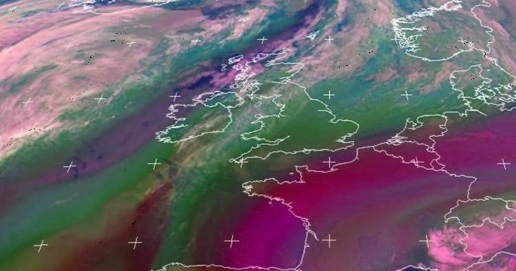 Metcheckcom Meteorologists Live Weather Discussions Friday - World weather live satellite view